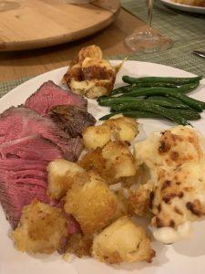 Sunday Roast Homemade